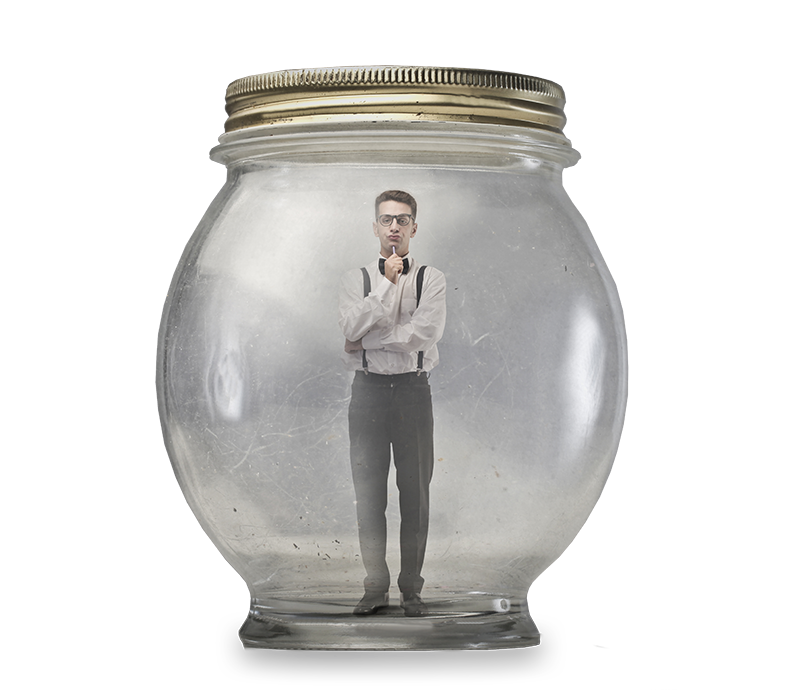 Man_in_jar