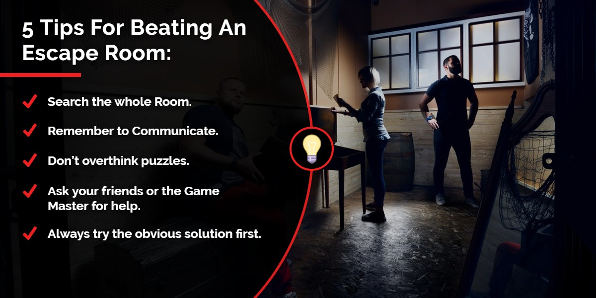 5 Tips for beating an Escape Room | A/Maze Ottawa]