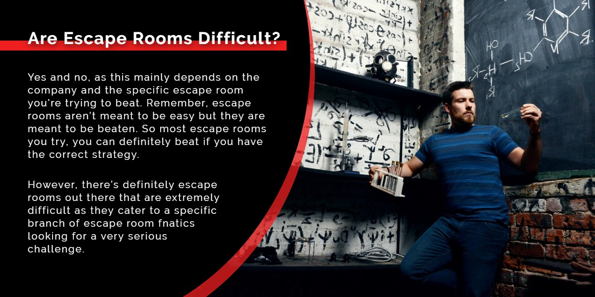 Are escape rooms difficult? | A/Maze Ottawa