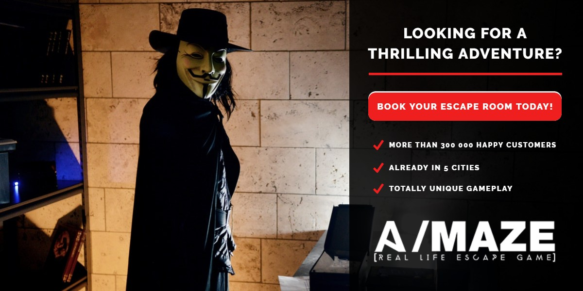 Looking for a thrilling adventure? | A/Maze Ottawa