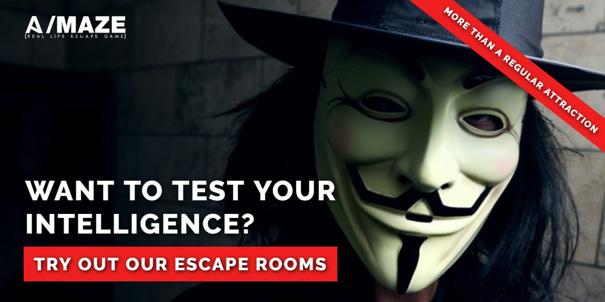 Want to test your intelligence? | A/Maze Ottawa